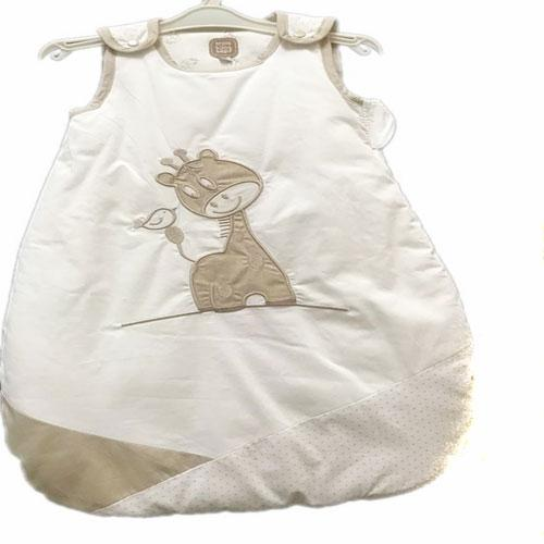 Baby sleeping bag - Embroidery, can be customized