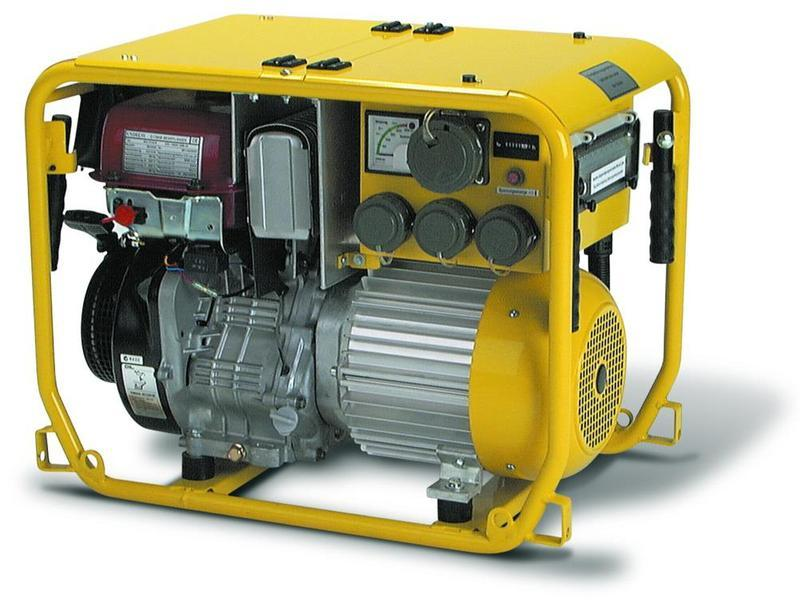 Generators for Fire & Rescue - ESE 604 DYG DIN