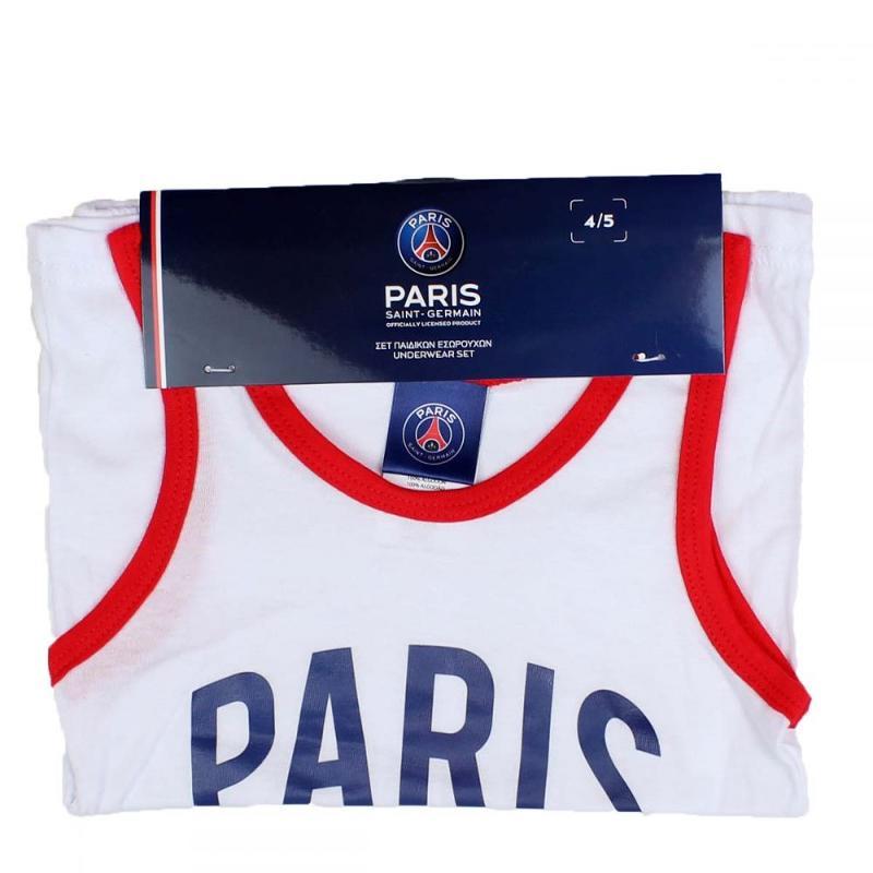 36x Sous-vêtements Paris Saint Germain du 4 au 12 ans - Sous-vêtement