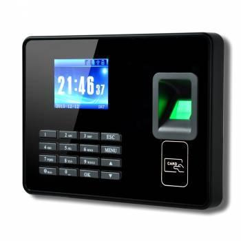 Leimauslaite ( kellkorttikone) ERI8  - Leimauslaite ERI8 Sormenjälki / RFID