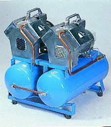 Kraftprotze unter den Membrankompressoren - V-MEKO 250/300/400/400-MDR 250/300/400/400-MDR