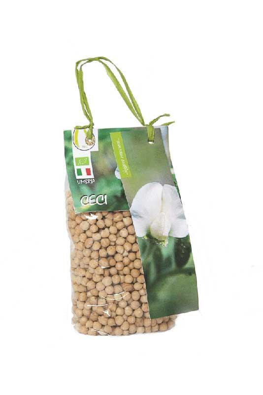 Organic Chickpeas - Our chick peas are legumes rich in starch, fiber and protein.