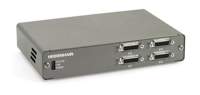EIB 700 系列信号处理装置 - EIB 700 系列带测量值存储的信号处理装置 海德汉