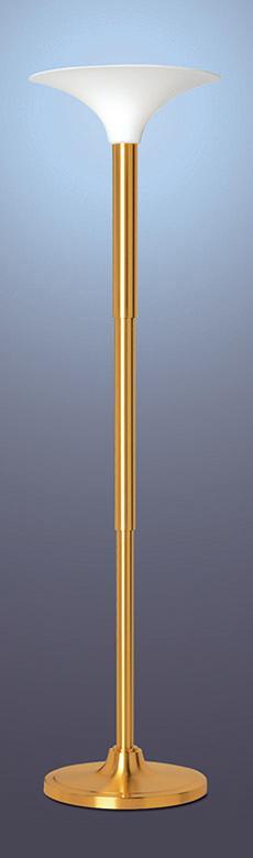 Lampadaire art déco - haut de gamme Modèle 115