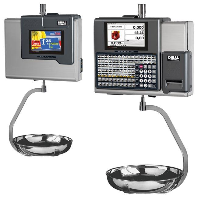 Star Color Series - Retail scales with receipt and/or label printer