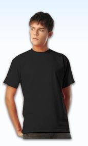 T-Shirt noir - B&C