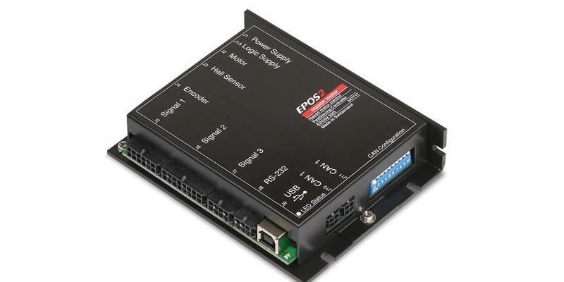Controller - EPOS2 50/5, Digital positioning controller, 5 A, 11 - 50 VDC