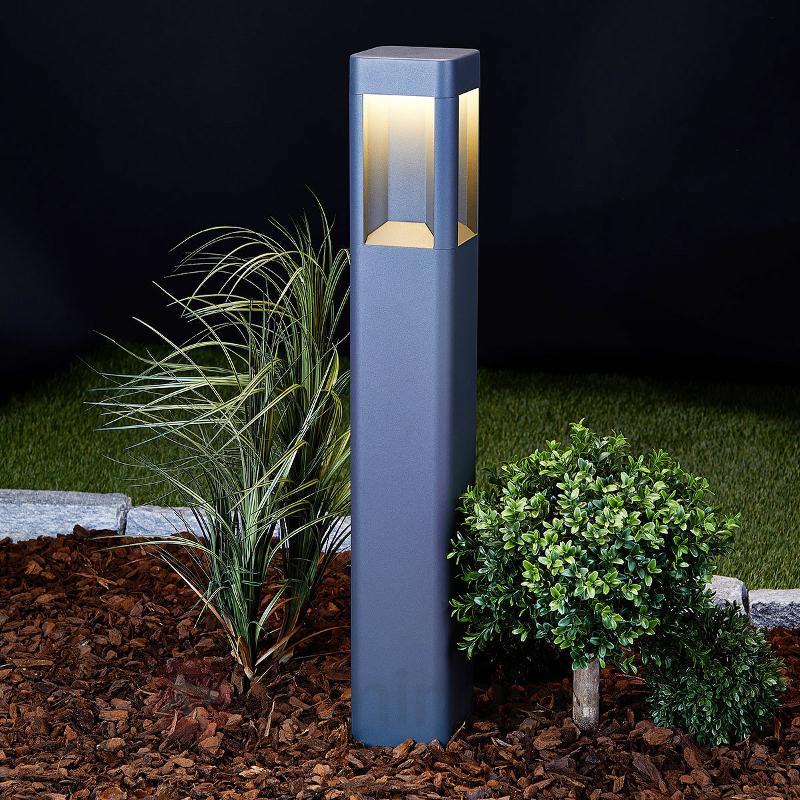 Borne lumineuse LED Annika anthracite - Bornes lumineuses LED