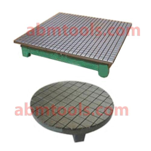 Surface Plate - Cast Iron & Graphite - horizontal reference plane for precision inspection, marking out