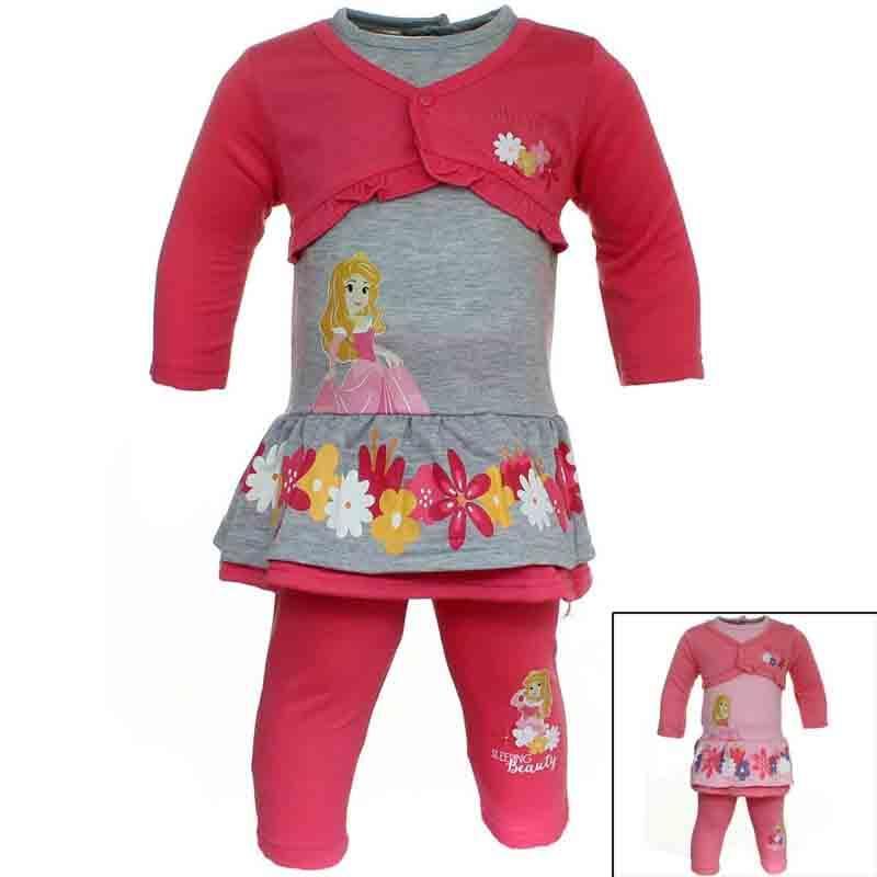 Set von Mädchen Kleidung Baby