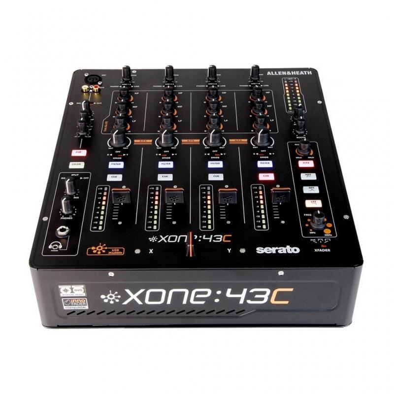 DJ-Mixer - Allen & Heath Xone:43C
