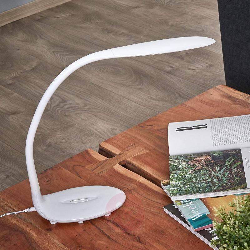 Dimmable LED table lamp Sensitive - Table Lamps