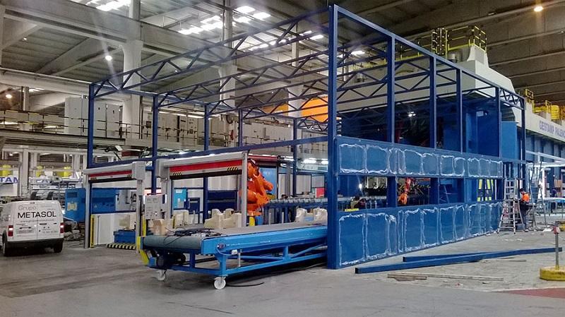 Estructuras Metálicas - Servicios de fabricación e instalación de Estructuras Metálicas