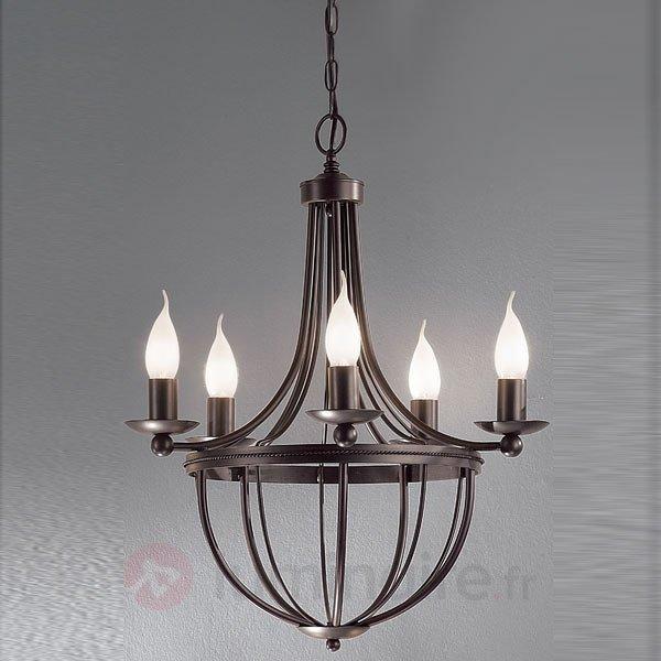 Lustre AZIENDA 5 lampes - Lustres classiques,antiques