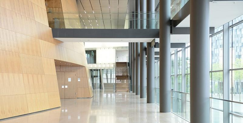 Foyers 1 et 2 - European Convention Center