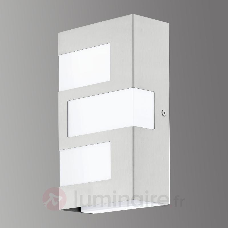 Ralora - applique pour l'extérieur inox LED - Appliques d'extérieur inox