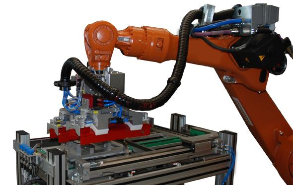 Robot Applications - Endless possibilities.