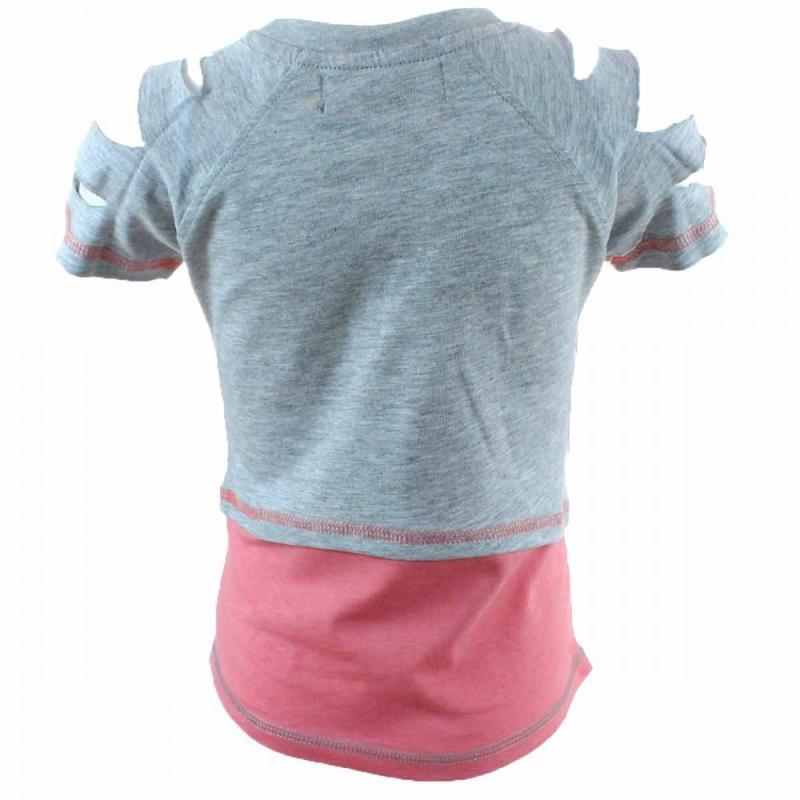 12x T-shirts manches courtes Tom Jo du 2 au 12 ans - T-shirt et polo manches courtes