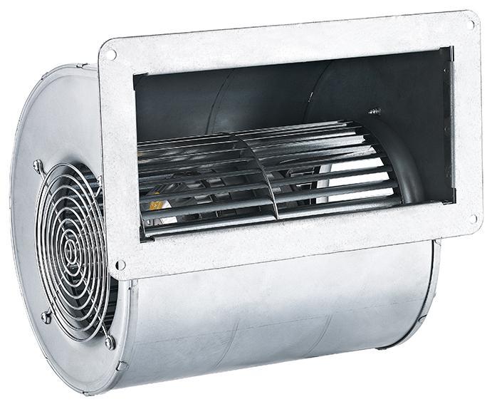 BFC - Kompakter Radialventilator mit hoher Pressung