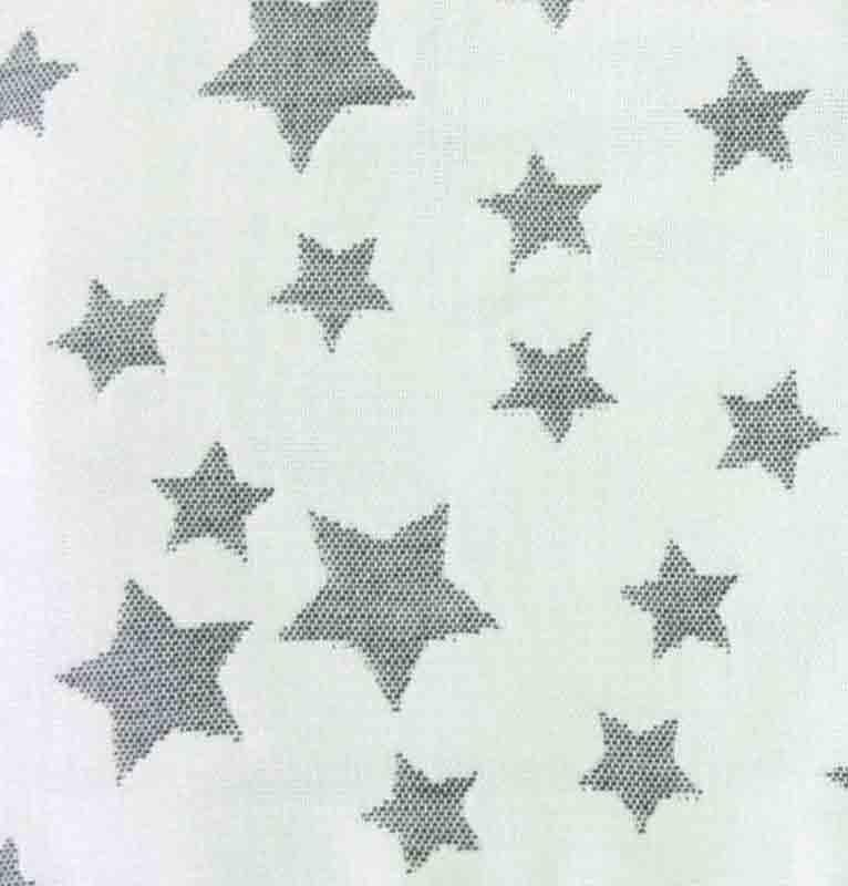 """Jacquard Throw double-sided """"HOW TO CATCH A STAR"""" - jacquard throw"""