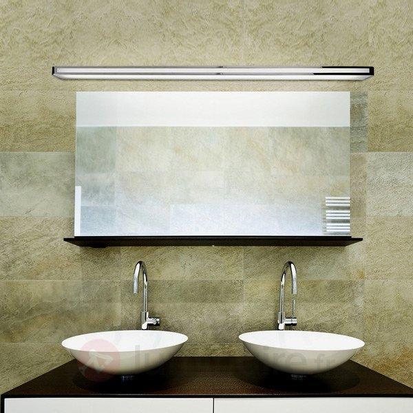 Applique Arcos polyvalente chrome - Salle de bains et miroirs
