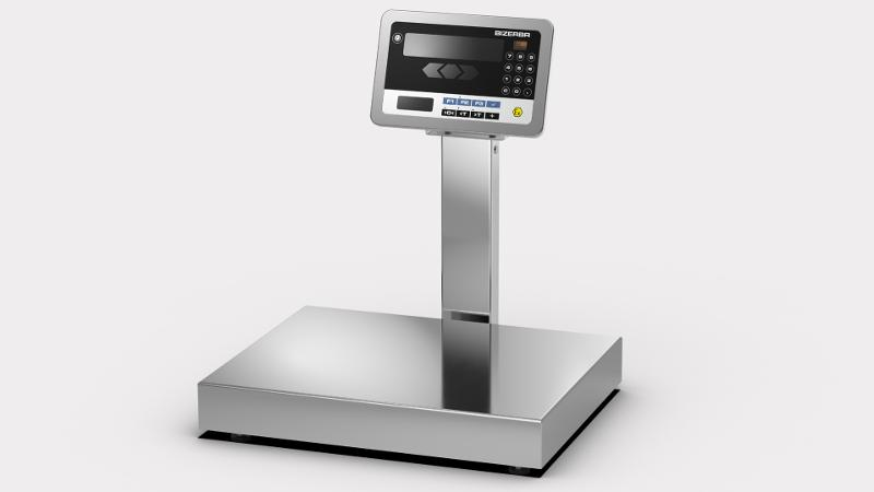 Compact weighing terminal iS25-Ex - Industrial scales