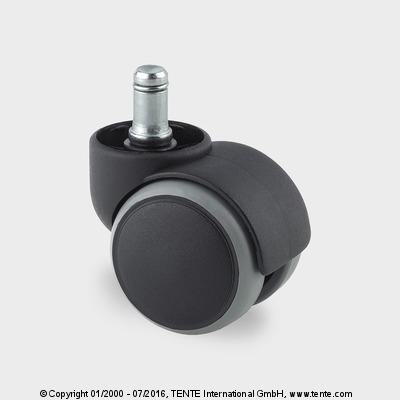 Roulette de chaise/fauteuil - Roulettes pivotantes, A520PJI050B10-11x20 DOM45