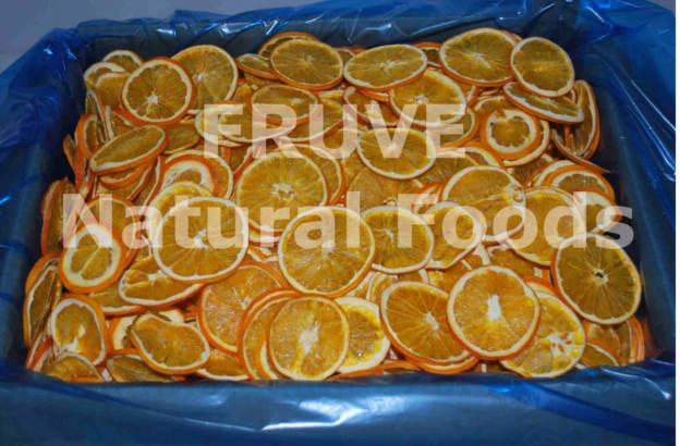 FRUVE Oven Dried Orange