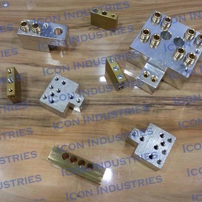 Brass Terminal Block 1 - Brass Terminal Block 1