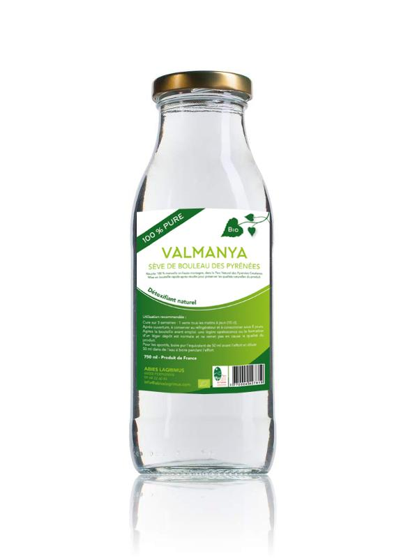 VALMANYA  SEVE DE BOULEAU  Bio  750 ml - Boissons