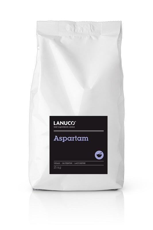Aspartam - Zuckeraustauschstoff