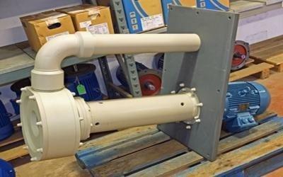 Pompe modello GP - Pompe ad asse verticale