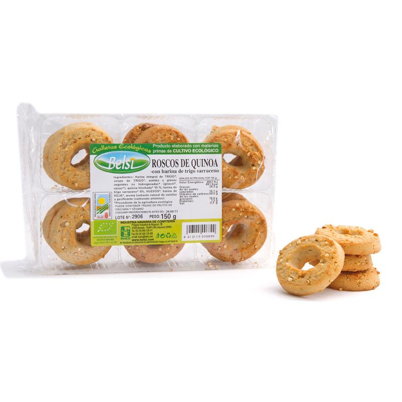 Quinoa Doughnuts With Buckwheat Flour - PASTRIES
