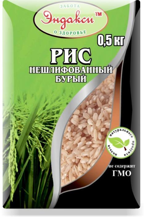 Unpolished brown rice - Unpolished brown rice