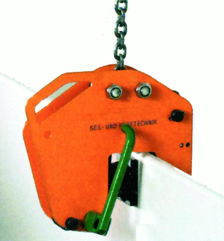 Pinces lève-tôles - Pince lève-tôle pour surfaces délicates SG