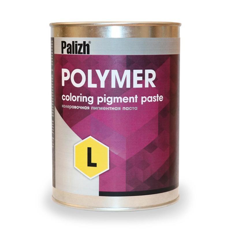 Пигментные пасты Polymer L - Пигментные пасты для производства изделий из пенополиуретанов и полимочевины