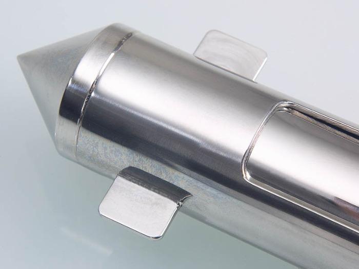EasySampler - Échantillonneur pour marchandises en vrac, acier inoxydable