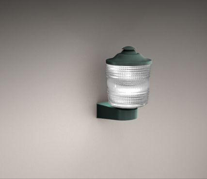 borne d'éclairage extérieur - Modèle 1045 Face PM