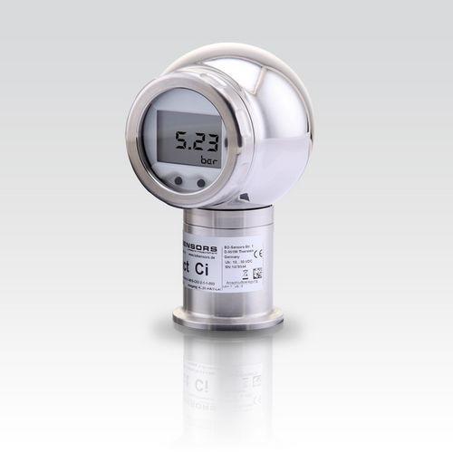 Pressure Transmitter x|act ci - pressure transmitter / capacitive / ceramic / flush diaphragm