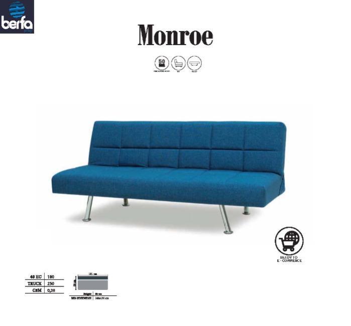 Teen gruppe Monroe - Sovesofa,teeny grupper,moderne design