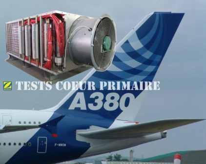 Bancs de charge Aéronautique