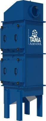FILTRO HEPASAFE - filtro depolveratore con sistema bag-in bag-out