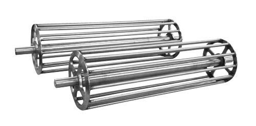 Edelstahl-Gitterstabtrommel - Unser Stahl- & Edelstahlverarbeitungsprogramm