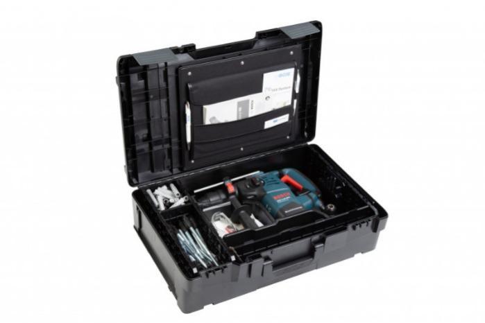 Système de valise, mallette et assortiment - XL-BOXX - Protection optimale pour le transport des machines, outils et leurs accessoires