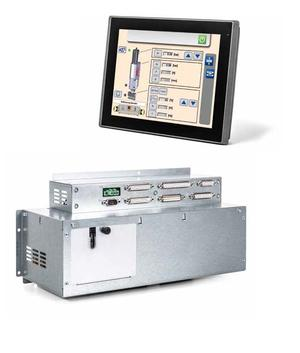 TCS5 Machine and process control - The universal controller for professional ultrasonic joining technology