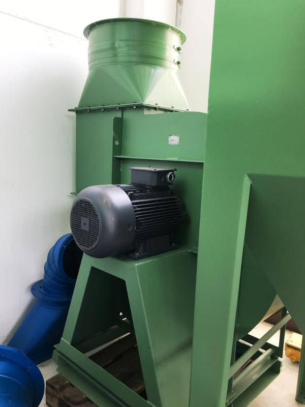 FILTRO a 330 MANICHE RAMM FRA 330 - Accessori sabbiatrici e granigliatrici