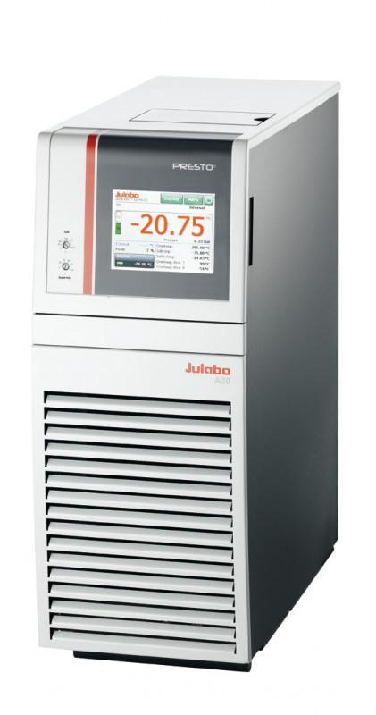 PRESTO A30 -  НОВИНКА: Системы термостатирования - НОВИНКА: Системы термостатирования PRESTO