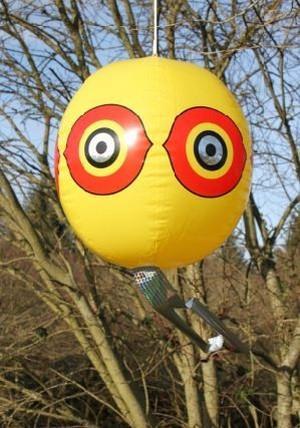 Ballons effaroucheurs anti-oiseaux
