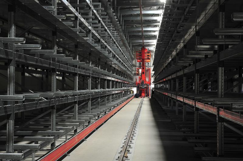 High-Rack Store - null