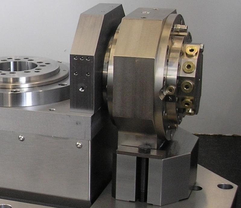 Counter bearings - Counter bearings - With or without hydraulic clamping device